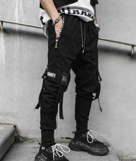 Spring Hip Hop Joggers Men Harem Pants