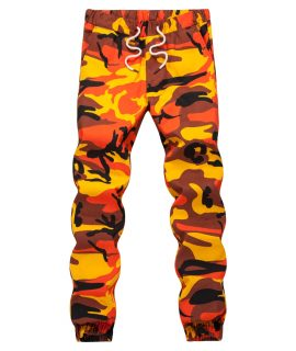 Camouflage Jogger Pants Tactical Military Trouser