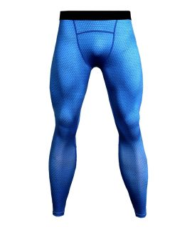 Crossfit Compression Pants 3D Joggers Sportswear