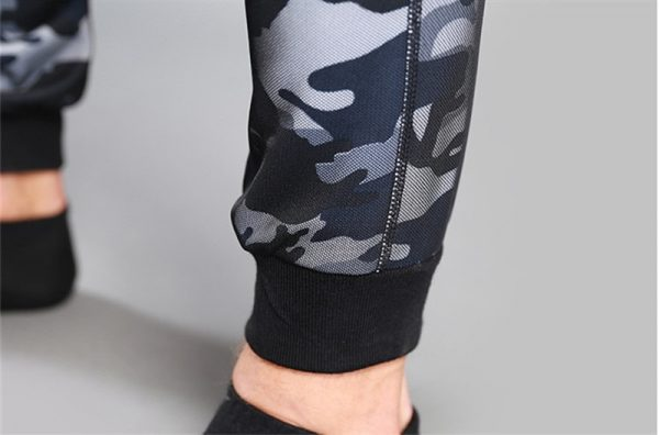 High Quality Jogger Camouflage Gyms Pants